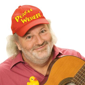 PEACH WEBER – Komiker - peach-weber